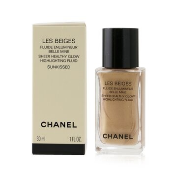 Chanel Les Beiges Sheer Healthy Glow Highlighting Fluid - Sunkissed