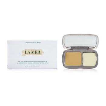 La Mer The Soft Moisture Powder Foundation SPF 30 - # 43 Caramel