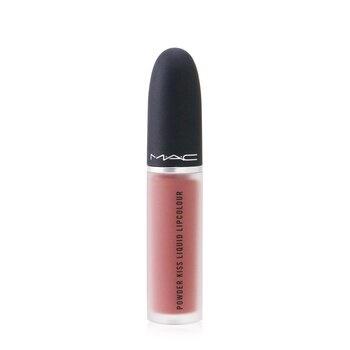 MAC Powder Kiss Liquid Lipcolour - # 996 Date-Maker