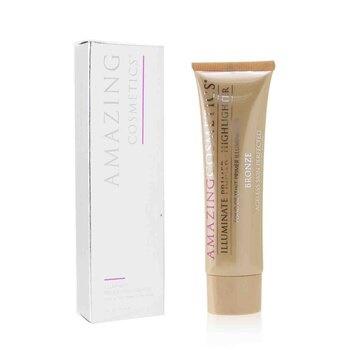 Amazing Cosmetics Illuminate Primer + Highlighter - # Bronze