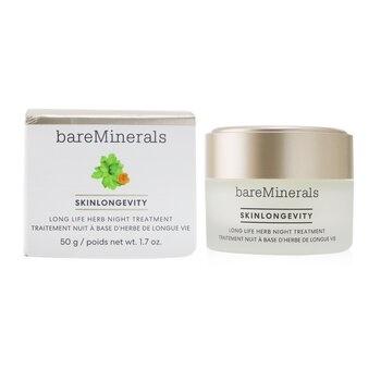 BareMinerals Skinlongevity Long Life Herb Night Treatment