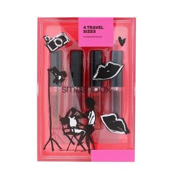 Smashbox Always On Liquid Lip Set (4x Mini Matte Liquid Lipstick)