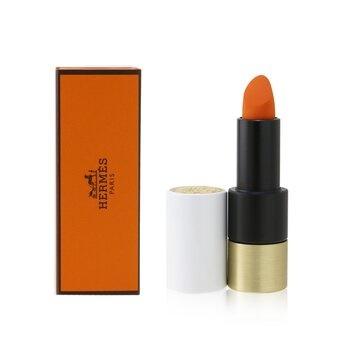 Hermes Rouge Hermes Matte Lipstick - # 33 Orange Boite (Mat)