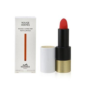 Hermes Rouge Hermes Matte Lipstick - # 46 Rouge Exotique (Mat)