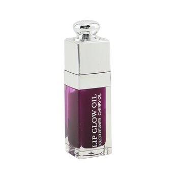 Christian Dior Dior Addict Lip Glow Oil - # 006 Berry