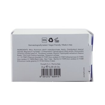 PUROPHI Salt And Pepper 5 Corrective Compact Powder
