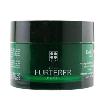 Rene Furterer Karite Nutri Nourishing Ritual Intense Nourishing Mask - Very Dry Hair (Box Slightly Damaged)