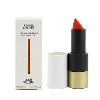 Hermes Rouge Hermes Matte Lipstick - # 53 Rouge Orange (Mat)