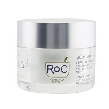 ROC Multi Correxion Firm + Lift Anti-Sagging Firming Rich Cream