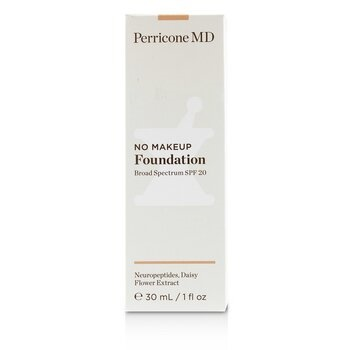 Perricone MD No Makeup Foundation SPF 20 - # Porcelain (Fair/Cool) (Exp. Date 09/2021)