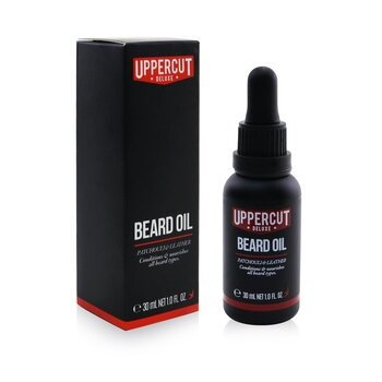 Uppercut Deluxe Beard Oil - Conditions & Nourishes All Beard Types 023618