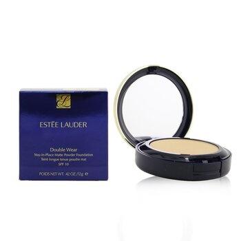 Estee Lauder Double Wear Stay In Place Matte Powder Foundation SPF 10 - # 3W1 Tawny