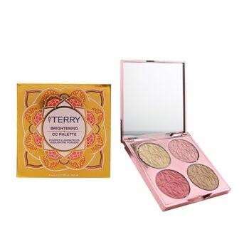 By Terry Brightening CC Palette (4x Highlighting Powder) - # 1 Sunny Flash