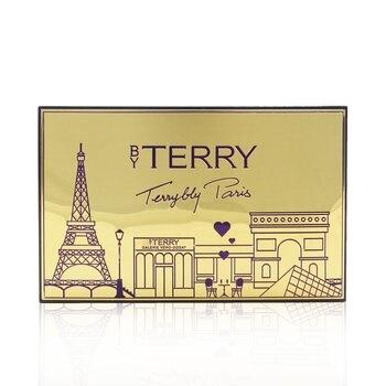 By Terry V.I.P. Expert Eyeshadow Palette (10x Eyeshadow) - #1 Paris By Light