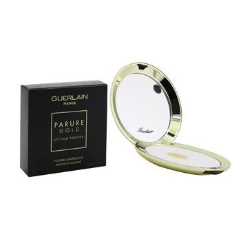 Guerlain Parure Gold Radiance Setting Powder (Limited Edition)