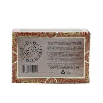 18.21 Man Made Detox Bar - Deep Cleansing, Moisturizing Soap - # Sweet Tobacco