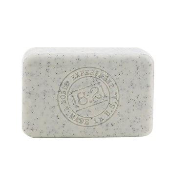 18.21 Man Made Grit Bar - Exfoliating, Moisturizing Soap - # Absolute Mahogany