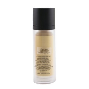 BareMinerals Original Liquid Mineral Foundation SPF 20 - # 06 Neutral Ivory (For Very Light Neutral Skin With A Peach Hue)