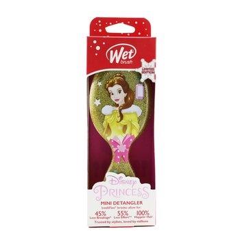 Wet Brush Mini Detangler Disney Princess - # Glitter Ball - Belle (Limited Edition)
