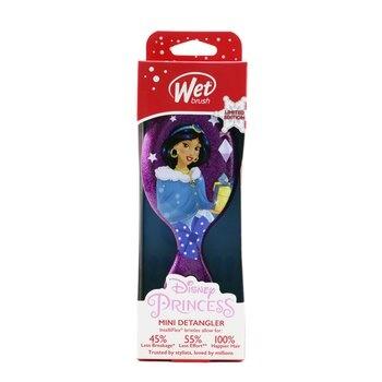 Wet Brush Mini Detangler Disney Princess - # Glitter Ball - Jasmine (Limited Edition)