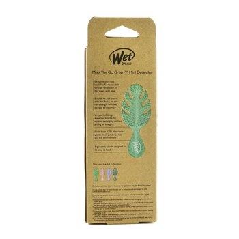 Wet Brush Go Green Mini Detangler - # Green