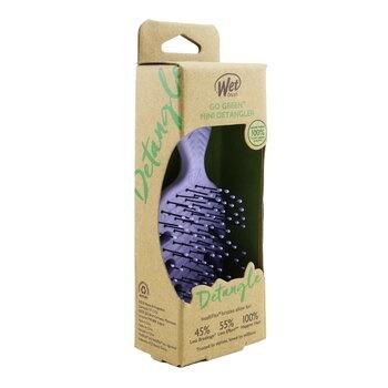 Wet Brush Go Green Mini Detangler - # Purple