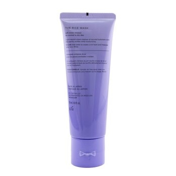 Tatcha The Rice Wash - Soft Cream Cleanser (For Normal To Dry Skin)