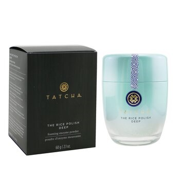 Tatcha The Rice Polish Foaming Enzyme Powder - Deep (For Normal To Oily Skin)