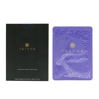 Tatcha Luminous Dewy Skin Mask - For Normal To Dry Skin