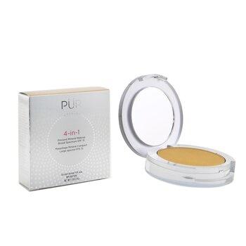 PUR (PurMinerals) 4 in 1 Pressed Mineral Makeup Broad Spectrum SPF 15 - # DG3 Golden Dark