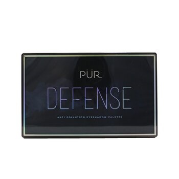 PUR (PurMinerals) Defense 12 Piece Anti Pollution Eyeshadow Palette (12x Eyeshadow)