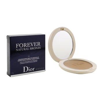 Christian Dior Dior Forever Natural Bronze Powder Bronzer - # 05 Warm Bronze