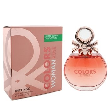 Benetton Colors Rose Intenso EDP Spray