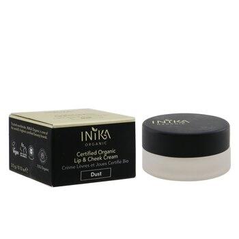 INIKA Organic Certified Organic Lip & Cheek Cream - # Dust