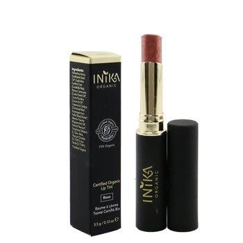INIKA Organic Certified Organic Lip Tint - # Rose
