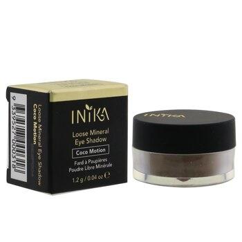INIKA Organic Loose Mineral Eye Shadow - # Coco Motion
