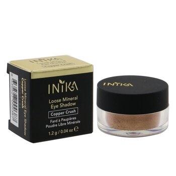INIKA Organic Loose Mineral Eye Shadow - # Copper Crush