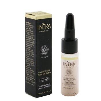 INIKA Organic Certified Organic Cream Eye Shadow - # Pink Cloud