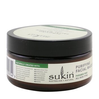 Sukin Purifying Facial Masque (All Skin Types)