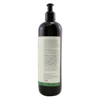 Sukin Hydrating Body Lotion - Lime & Coconut (All Skin Types)