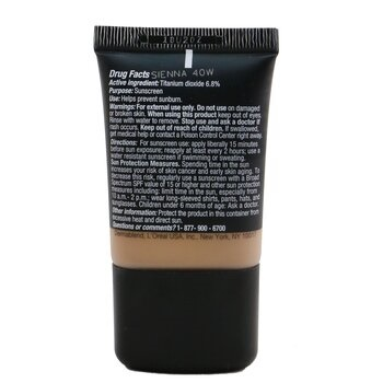 Dermablend Smooth Liquid Camo Foundation SPF 25 (Medium Coverage) - Sienna (40W) (Unboxed)