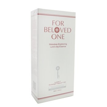 For Beloved One Melasleep Brightening - Lumi's Key Essence