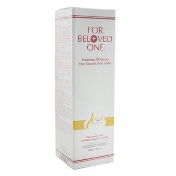 For Beloved One Melasleep Whitening - Ethyl Ascorbic Acid Lotion