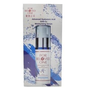 For Beloved One Advanced Hyaluronic Acid - GHK-Cu Moisturizing Serum