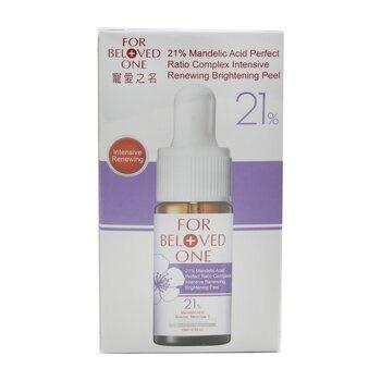 For Beloved One Melasleep Brightening - 21% Mandelic Acid Perfect Ratio Complex Intensive Renewing Brightening Peel
