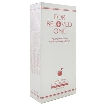 For Beloved One Advanced Anti-Aging - Ceramide Squalane Serum