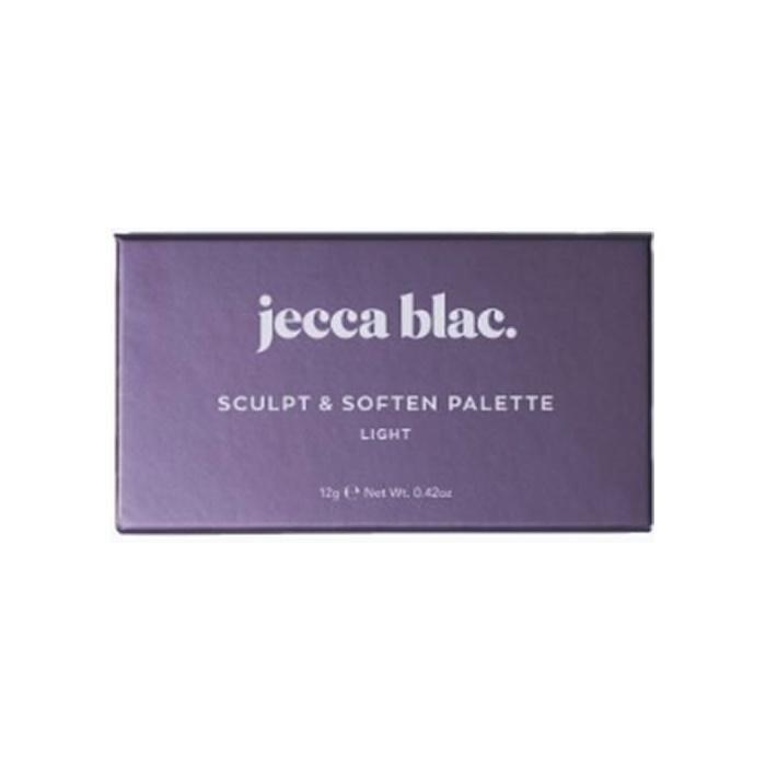 Jecca Blac Sculpt & Soften Medium Palette
